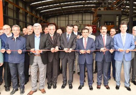 Kartal Bombe opens its new factory